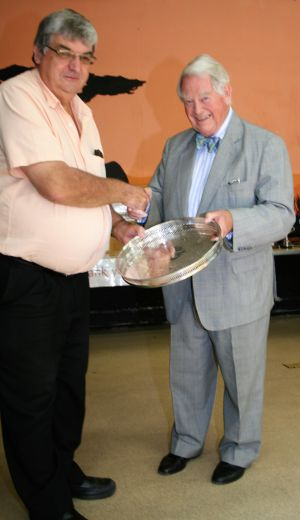 Richard Marriott - Winner of several Awards & Trophies