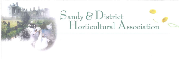 Sandy & District Horticultural Association